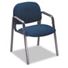 HON4003AB90T Solutions Seating Leg Base Guest Arm Chair, Blue HON 4003AB90T