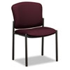 HON4073NT69T Pagoda 4070 Series Stacking Chairs, Wine Fabric, 2/Carton HON 4073NT69T