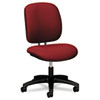 HON5901AB62T ComforTask Task Swivel Chair, Burgundy HON 5901AB62T