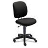 HON5902AB10T ComforTask Task Swivel/Tilt Chair, Black HON 5902AB10T