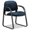 HON6008NT90T Sensible Seating Guest Arm Chair, Tectonic Fabric, Mariner HON 6008NT90T