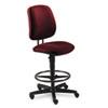 HON7705AB62T 7700 Series Swivel Task stool, Burgundy HON 7705AB62T