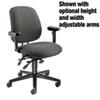 HON7708AB12T 7700 Series Asynchronous Swivel/Tilt Task Chair, Seat Glide, Gray HON 7708AB12T