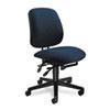 HON7708AB90T 7700 Series Asynchronous Swivel/Tilt Task Chair, Seat Glide, Blue HON 7708AB90T