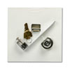 HON Optional Lock Kit for HON Overfile Storage Cabinets