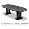 Iceberg Two-Column Base For Manager Series Conference Tables