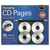 find It Hanging CD Pages