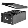 IDESNS01658 CD Storage Box, Holds 120 Slim/60 Std. Cases IDE SNS01658