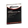 Innovera Copier Transparency Film