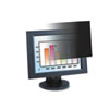 Innovera® Blackout Privacy Frameless Monitor Filter   www.SelectOfficeProducts.com