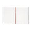 JDKK66652 Polypropylene Twinwire Notebook, Margin Rule, 70 Sheets/Pad JDK K66652