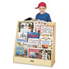 Jonti-Craft One-Sided Pick-a-Book Stand