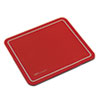 KCS81108 SRV Optical Mouse Pad, Nonskid Base, 9 x 7-3/4, Red KCS 81108