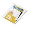 KLF81000 80000 Series Side Tab Legal Index Divider Set, Printed