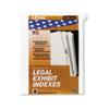 KLF91001 90000 Series Legal Exhibit Index Dividers, Side Tab, Printed