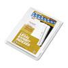 KLF91022 90000 Series Legal Exhibit Index Dividers, Side Tab, Printed