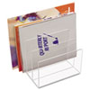 Kantek Clear Acrylic Desk File