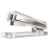 Kantek Clear Acrylic Stapler