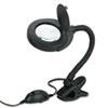 Ledu Clamp-On Compact Fluorescent Magnifier Lamp