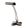 LEDL9096 Full Spectrum Adjustable Suspension Desk Lamp, Brushed Steel, 19 1/2 Inches High LED L9096