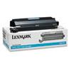 LEX12N0768 12N0768 Toner, 14000 Page-Yield, Cyan LEX 12N0768