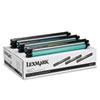 Lexmark 12N0772 Photo Developer, Tri-Color