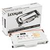 LEX20K1403 20K1403 High-Yield Toner, 10000 Page-Yield, Black LEX 20K1403