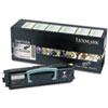 LEX24015SA 24015SA Toner, 2500 Page-Yield, Black LEX 24015SA