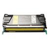 LEXC5346YX C5346YX Extra High-Yield Toner, 7000 Page-Yield, Yellow LEX C5346YX