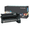 OEM extra high-yield laser cartridge for Lexmark™ C782, X782e MFP. Produces a 15,000 page-yield at 5%.