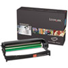 Lexmark E250X22G Photoconductor Kit, Black