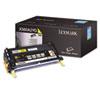 LEXX560A2YG X560A2YG Toner, 4000 Page-Yield, Yellow LEX X560A2YG