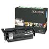 LEXX651A11A X651A11A Toner, 7000 Page-Yield, Black LEX X651A11A