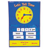 Learning Resources Teaching Time Pocket Chart