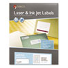 MACML3000 White All-Purpose Labels, 1 x 2-5/8, 3000/Box MAC ML3000