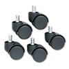 Master Caster Safety Casters