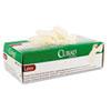 MIICUR8104 Powder-Free Latex Exam Gloves, Small, 100/Box MII CUR8104