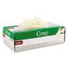MIICUR8105 Powder-Free Latex Exam Gloves, Medium, 100/Box MII CUR8105