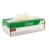 MIICUR8106 Powder-Free Latex Exam Gloves, Large, 100/Box MII CUR8106