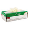 MIICUR8107 Powder-Free Latex Exam Gloves, X-Large, 90/Box MII CUR8107
