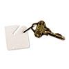 STEELMASTER Numbered Slotted Rack Key Tags