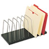 STEELMASTER by MMF Industries Wire Desktop Organizer