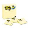 MMM65424VADB Original Notes, 3 x 3, Canary Yellow, 24 90-Sheet Pads/Pack MMM 65424VADB