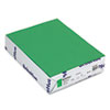 MOW104083 BriteHue Multipurpose Colored Paper, 24lb, 8-1/2 x 11, Green, 500 Sheets/Ream MOW 104083