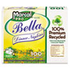 Marcal PRO 100% Premium Recycled Bella SnapPac Dinner Napkins