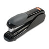 MXBHD50DFBK Flat-Clinch Standard Stapler, 30-Sheet Capacity, Black MXB HD50DFBK