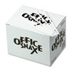Office Snax® Plastic Stir Sticks | www.SelectOfficeProducts.com