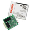 Oki 300, 400, 500 Series RS-232 Serial Interface Board