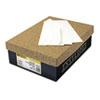 NEE1744000 Classic Crest #10 Envelope, Traditional, Solar White, 500/Box NEE 1744000