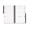 AAG7091010 Executive Recycled Weekly/Monthly Planner, 4-7/8 x 8, 2015-2016 AAG 7091010